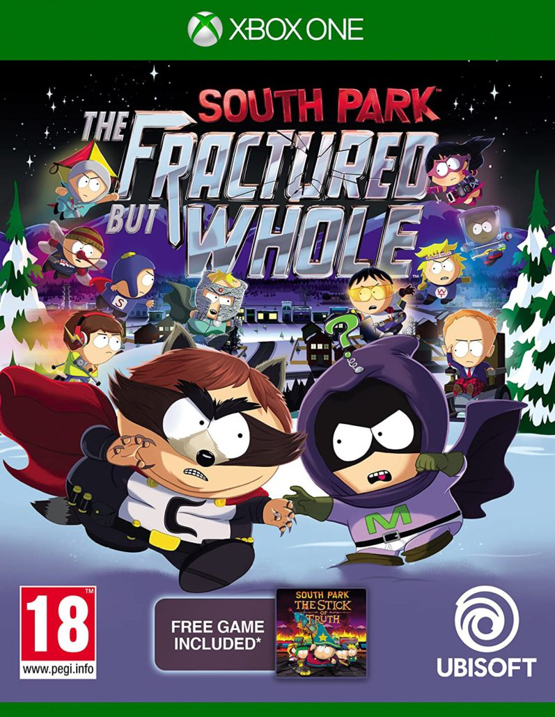 South Park: Fractured but whole - Camelot Translations