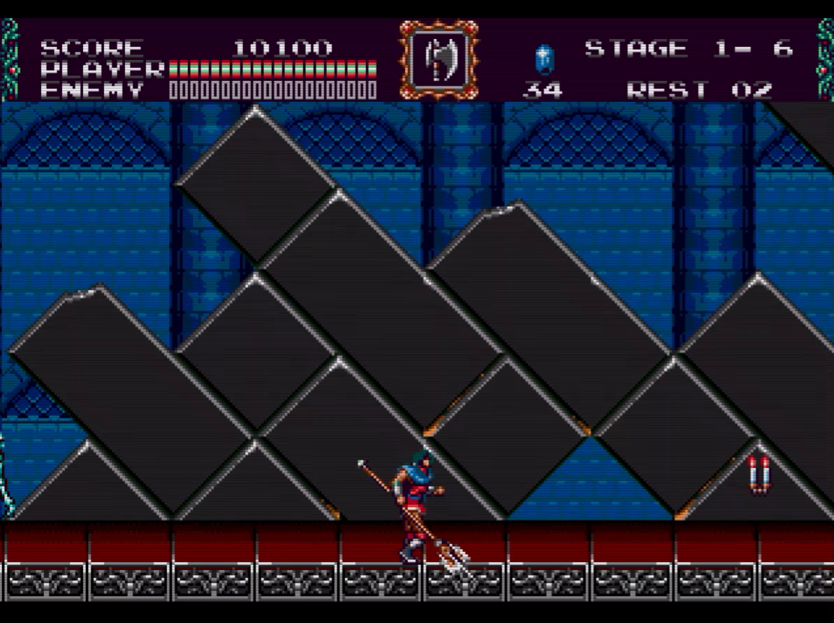 Castlevania The New Generation - Camelot Translations